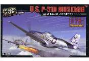 Forces Of Valor 1/72 873010A P-51D - Mustang - 1945