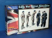 Gecko Models 1/35 35GM0022 Early War British Tank Crew