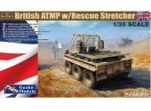 Gecko Models 1/35 35GM0035 British ATMP w/ Rescue Stretchers