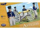Hat 1/72 8007 Napoleonic Prussian Artillery