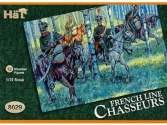 Hat 1/72 8029 Napoleonic French Chasseurs