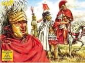 Hat 1/72 8051 Punic War Roman Command