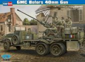 Hobbyboss 1/35 82459 GMC 40mm Bofors Gun