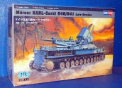 Hobbyboss 1/72 82905 Morser Karl Geraet 040/041 Late Version