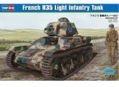 Hobbyboss 1/35 83806 French R35 Light Infantry Tank