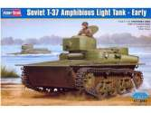 Hobbyboss 1/35 83818 Soviet T-37 Amphibious Light Tank - Early