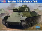 Hobbyboss 1/35 Russian T-50 Infantry Tank 83827