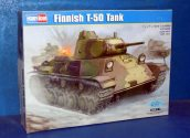 Hobbyboss 1/35 83828 Finnish T-50 Tank