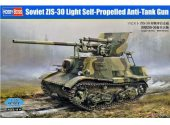 Hobbyboss 1/35 83849 Soviet ZIS-30 Light SP Anti Tank Gun