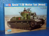 Hobbyboss 1/35 83852 T-28 Medium Tank (Welded Type)