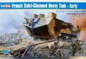 Hobbyboss 1/35 83858 French St. Chamond Heavy Tank Early