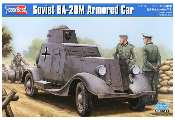 Hobbyboss 1/35 83884 Soviet BA-20M Armored Car