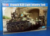 Hobbyboss 1/35 83893 French R39 Light Infabtry Tank