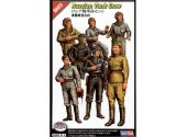 Hobbyboss 1/35 84411 WW2 Russian Tank Crew