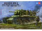 Hobbyboss 1/48 84810 Russian KV-1 1941 'KV Small Turret' Tank