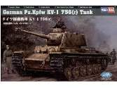 Hobbyboss 1/48 84818 German Pz.Kpfw KV-1 756
