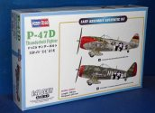 Hobbyboss 1/48 85804 Republic P-47D Thunderbolt Fighter