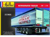 Heller 1/24 80776 Refrigerated Trailer