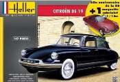 Heller 1/16 85795 Citroen DS 19 (60th Anniversary)
