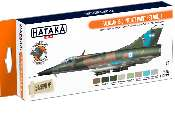 Hataka 8 x 17ml CS27 Lacquer Paint Set - Falklands Conflict vol. 1
