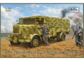 IBG 1/35 35054 3Ro Italian Truck in German Service