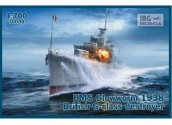 IBG 1/700 70008 HMS Glowworm 1938 - Britisg G Class Destroyer