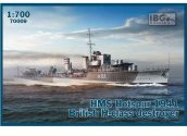 IBG 1/700 70009 HMS Hotspur 1941 - British H Class Destroyer