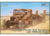 IBG 1/72 72080 Scammell Pioneer Tank Transporter with TRMU30 Trailer