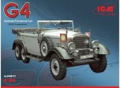 ICM 1/24 24011 Typ G4 (1935 production), German Personnel Car