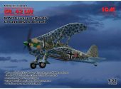 ICM 1/32 32021 CR. 42 LW , WWII German Luftwaffe