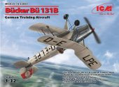 ICM 1/32 32031 Bucker B131B German Training Aircraft