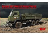 ICM 1/35 35001 Soviet Six-Wheel Army Truck
