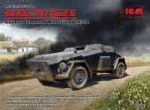 ICM 1/35 35110 German Command Armoured Vehicle Sd.Kfz.247 Ausf.B
