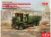 ICM 1/35 35602 Leyland Retriever General Service (early production)