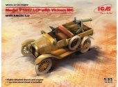 ICM 1/35 35607 Model T 1917 LCP with Vickers MG, WWI ANZAC Car