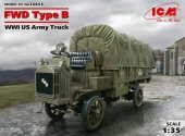 ICM 1/35 35655 FWD Type B, WWI US Army Truck