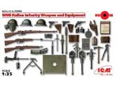 ICM 1/35 35686 WWI Italian Infantry Weapon and Equipment