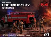 ICM 1/35 35902 Chernobyl 2 - Fire Fighters