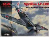 ICM 1/48 48066 Spitfire LF.IX USSR Air Force Fighter WWII