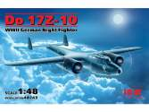 ICM 1/48 48243 Do 17Z-10 WWII German Night Fighter