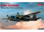 ICM 1/48 48284 B-26C-50 Invader - Korean War American Bomber
