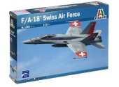 Italeri 1/72 1385 F/A-18 Hornet Swiss Air Force