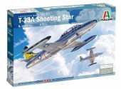 Italeri 1/72 1444 T-33A Shooting Star