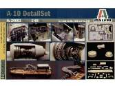 Italeri 1/48 26001 A-10 Detail Set