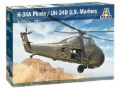 Italeri 1/48 2776 H-34A Pirate / UH-34D US Marines