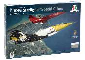 Italeri 1/48 2777 F-104G Starfighter Special Colour
