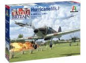 Italeri 1/48 2802 Hurricane Mk.1 Battle of Britain 80th Anniversary