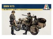 Italeri 1/35 315 BMW R5 With Sidecar