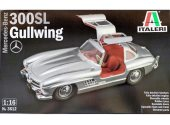 Italeri 1/16 3612 Mercedes Benz 300SL Gull Wing