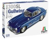 Italeri 1/24 3645 Mercedes Benz 300SL Gullwing